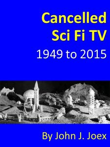 Cancelled Sci Fi TV